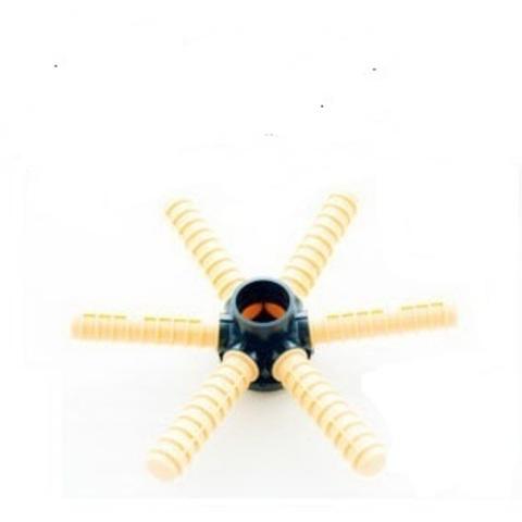 Нижний дистрибьютор под в/п трубу 48.2 мм, 24