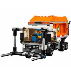 Lego Город Мусоровоз (60118)