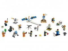 Сити 11384 Комплект минифигурок: Исследования космоса 293 дет Конструктор