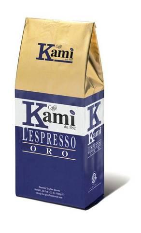 Кофе в зернах Kami Oro (Ками Оро)