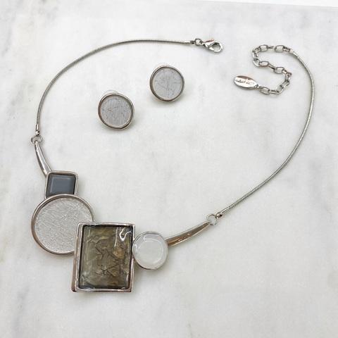 Комплект Арт Плей Мод.9 серый (акрил, глазурь)