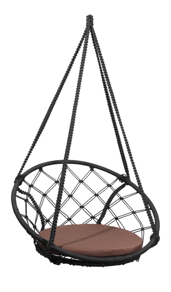 AOSTA коричневая подушка спереди