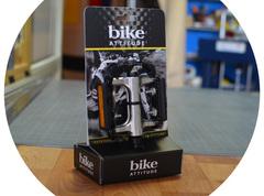 Педали велосипедные Bike Attitude MTB PEDAL - 2