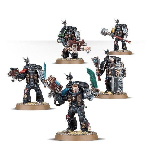 Start Collecting! Deathwatch. Космодесант