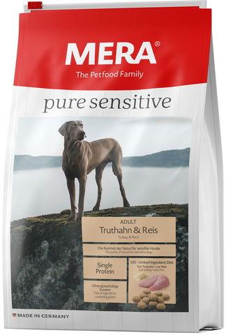 Mera Pure Sensitive Adult Truthahn&Reis