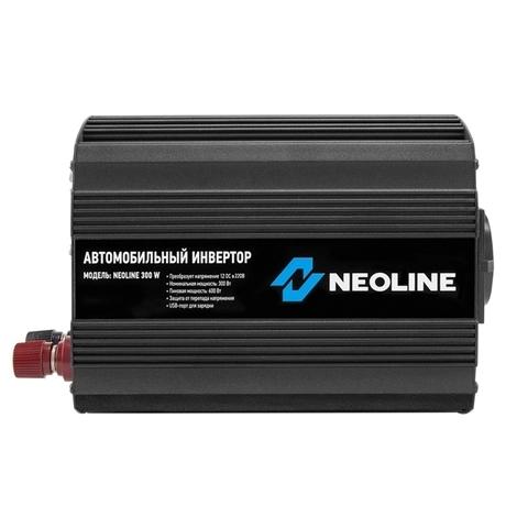 Преобразователь тока (инвертор) Neoline 300W