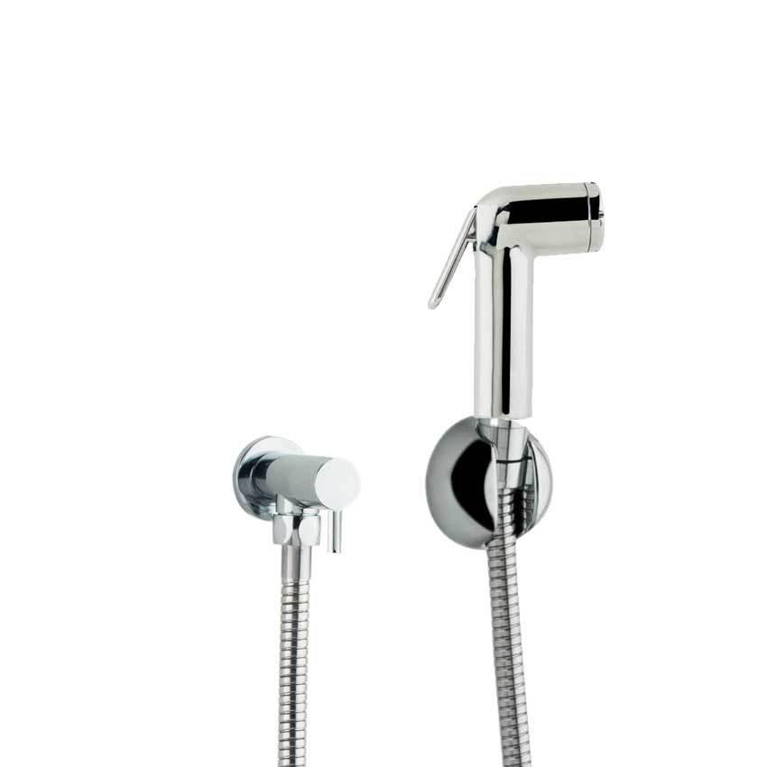 Гигиенический душ с односторонним запорным краном 114202