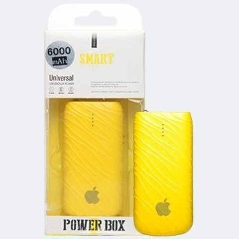 POWER BANK SMART UNIVERSAL 6000 MAH