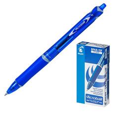 Ручка шариковая автоматическая Pilot Acroball синяя (толщина линии 0.28 мм)