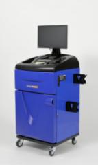 Стенд сход развала 3D Техно Вектор V 7202 M 5 A