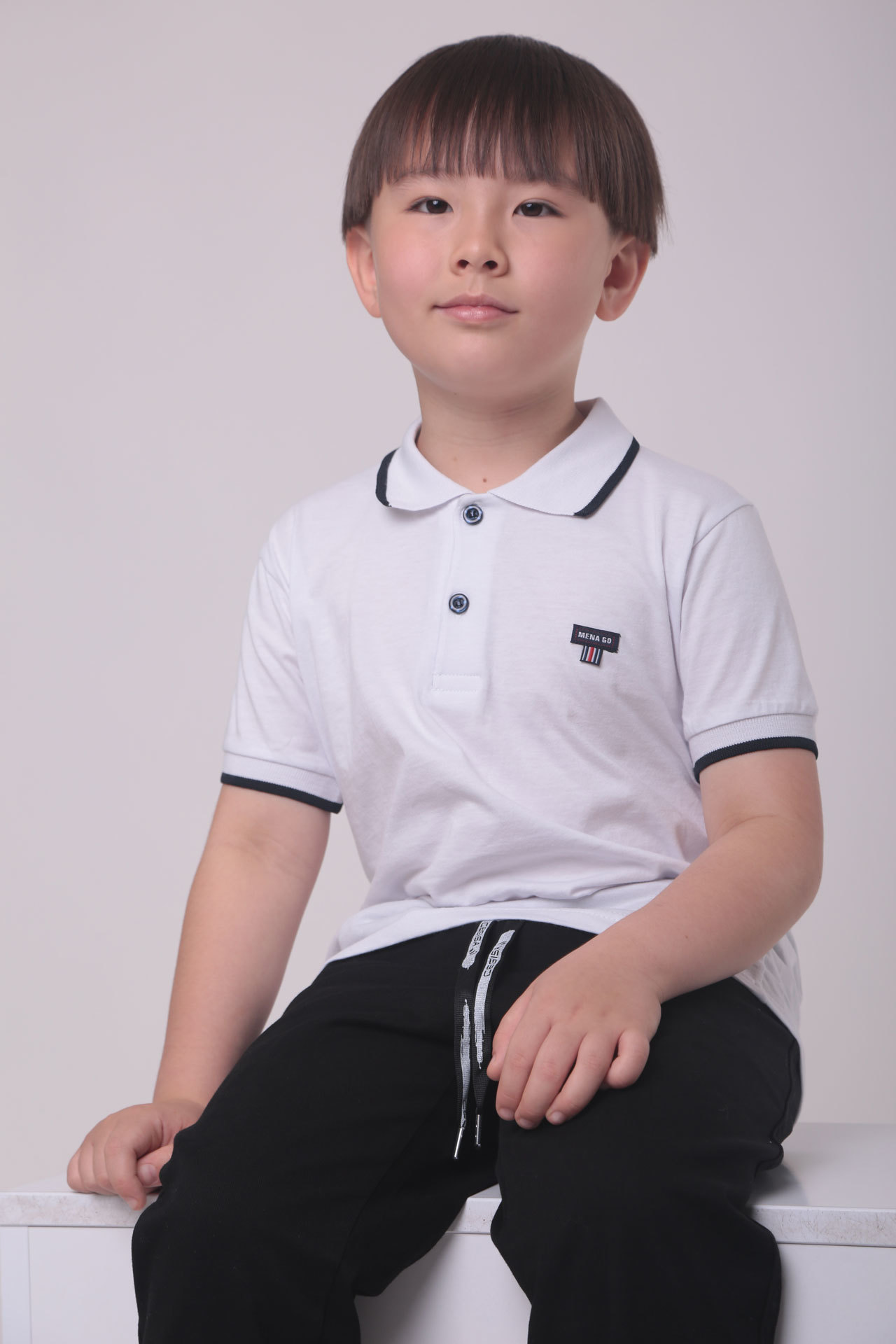 Поло для мальчика Mena Турция, 2002 (110-128)