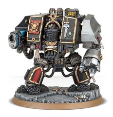Start Collecting! Deathwatch. Дредноут
