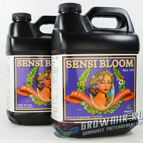 Advanced Nutrients pH Perfect Sensi Bloom Parts A & B   5л (4л)