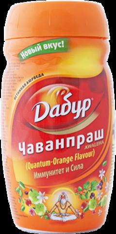 АКЦИЯ - 15 % !!!  Чаванпраш Апельсин