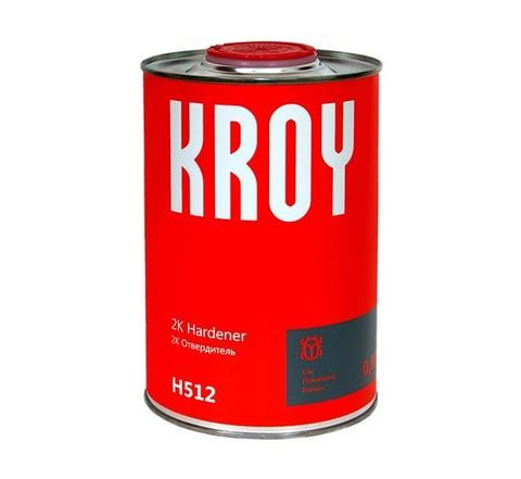 5023 KROY Filler 5:1 2К Грунт-наполн. серый 0.75 L + отверд. H512 0.15L