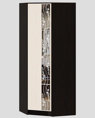 Шкаф угловой САБИНА СУ-870 венге / дуб белфорт