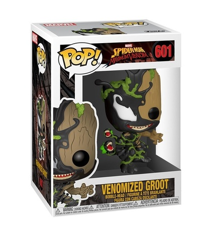 Фигурка Funko POP! Bobble: Marvel: Marvel Venom S3: Groot 46457