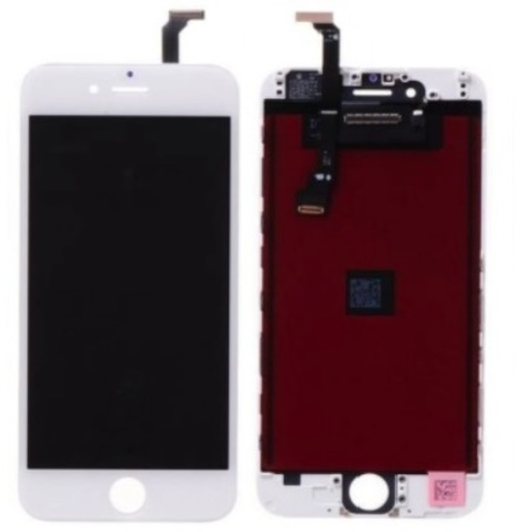 LCD Apple iPhone 6 White (Original Assembly / FOG)