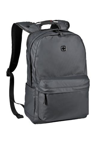 Городской рюкзак чёрный с водоотталкивающим покрытием (18 л) WENGER Photon 605032