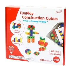FanPlay кубики Edx education 12138