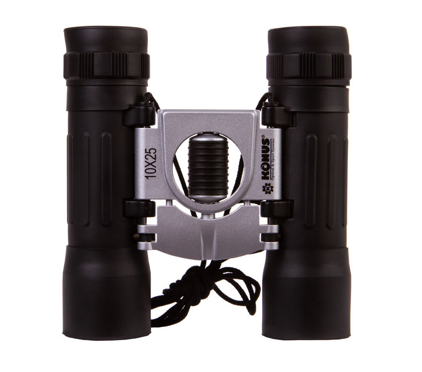 Бинокль Konus Basic 10x25 - фото 3