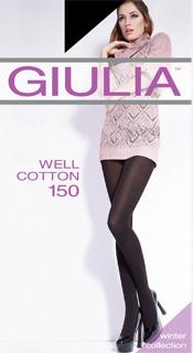 Колготки Giulia Well Cotton 150