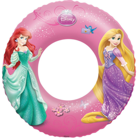 Круг надувной д/плавания Disney Princess 56см 91043