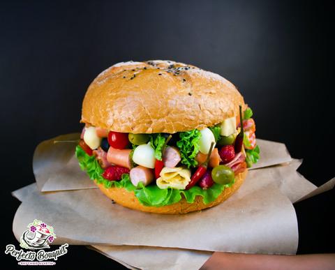 Burger XXXXL