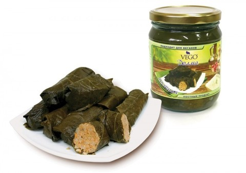Долма Вегетарианская, 500 гр. (ВЕГО)