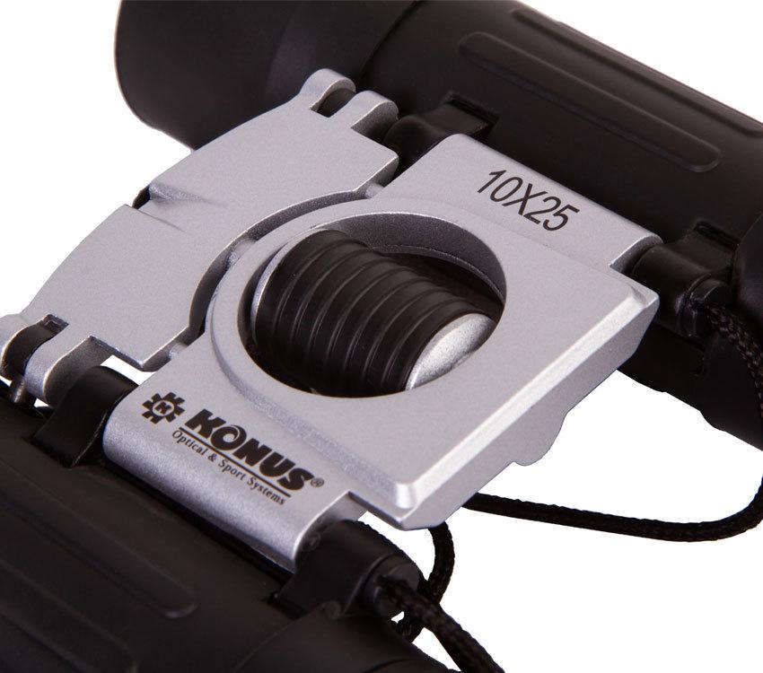 Бинокль Konus Basic 10x25 - фото 5