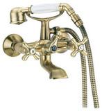 Смеситель Cezares Retro VD2-02 для ванны с душем