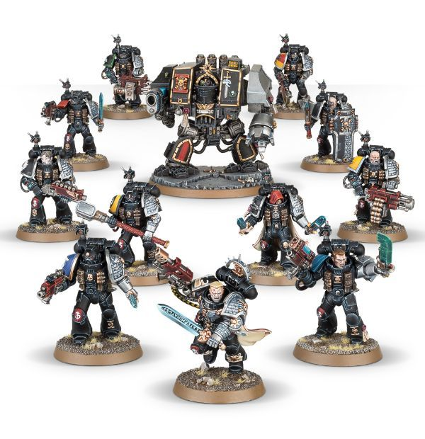 Start Collecting! Deathwatch. Караул Смерти