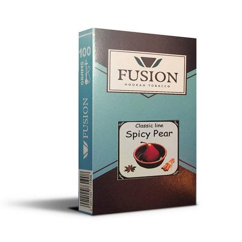 Табак Fusion Soft Sicy Pear 100 г