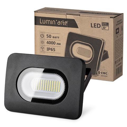 Прожектор светодиодный WOLTA LFL-50W/05 5500K 50W IP65