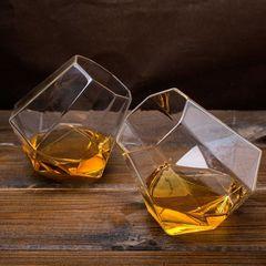 Бокал для напитков Diamond, 350 мл, стекло, фото 4