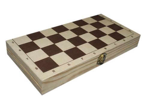 Шахматы обиходные. Размер доски 30 х 30 см. Производство: Китай. :(G-300):