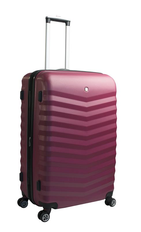 Чемодан большой WENGER FRIBOURG, цвет красный, 46x30x79 см, 97 л (SW32300177) | Wenger-Victorinox.Ru
