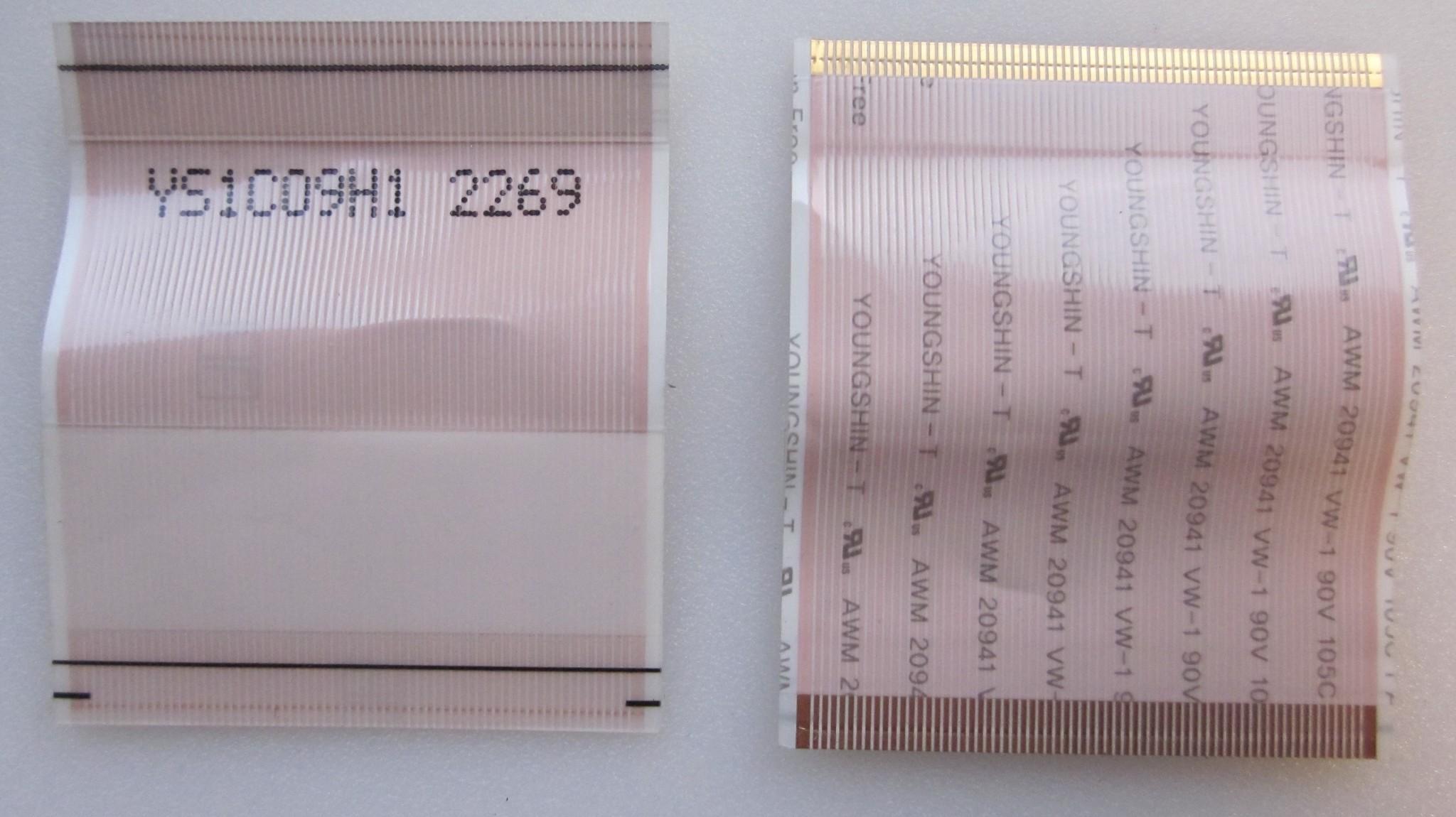 Шлейфы на матрицу LTJ320HN02-L