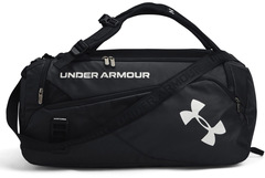 Сумка-рюкзак спортивная Under Armour Contain Duo MD Duffle черный