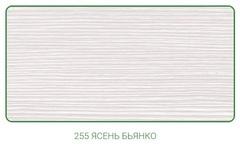 Наличник ПВХ с кабель-каналом 70 мм Деконика, 255 Ясень бьянко