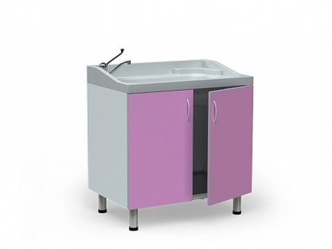 Стол для санитарной обработки, купания новорожденных БТ-ТМ-90-Н - фото