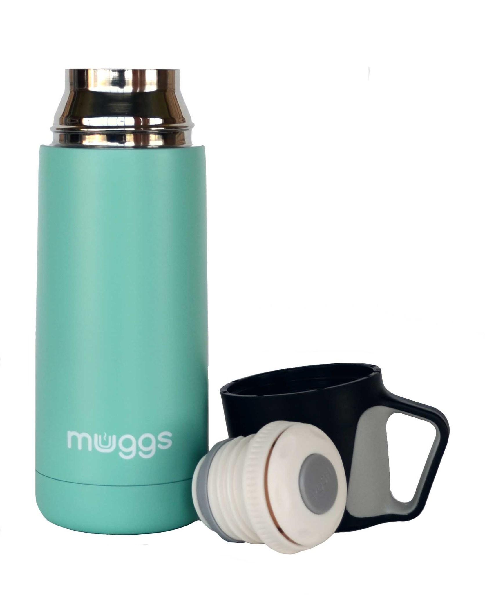 Термос Muggs Jazz 0,35 мятный