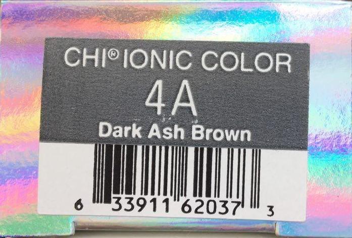 Крем-краска CHI Ионик 4 A 85 гр