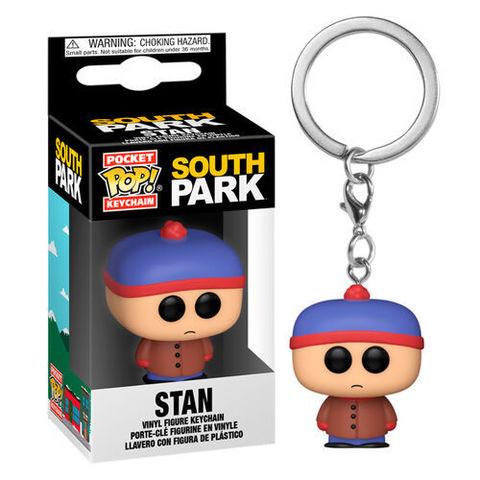 Стэн Марш || Stan Marsh POP! Keychain South Park