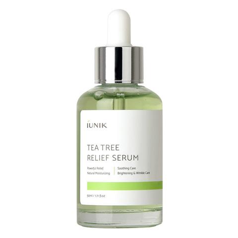 Сыворотка с чайным деревом для проблемной кожи 50ml iUnik Tea Tree Relief Serum