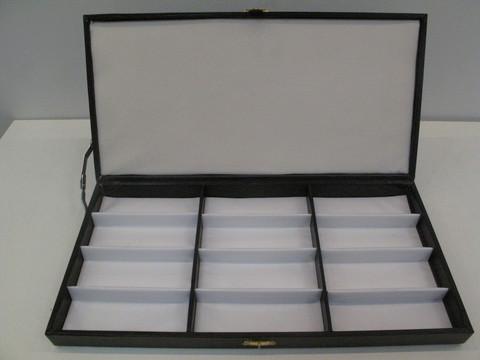 Ящичек для транспортировки, хранения и демонстрации оправ (малый) 3х4 на 12 шт. 304