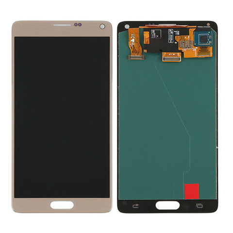 LCD SAMSUNG Note 4 N910H + Touch Gold Orig