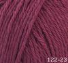 Пряжа Himalaya Home Cotton 122-23  (Винный)