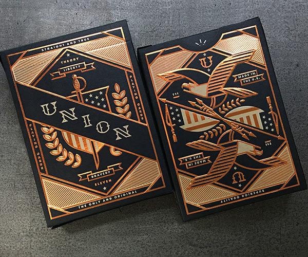 Игральные карты Union