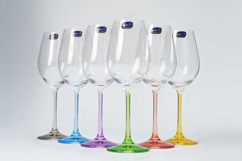 Набор бокалов для вина «Виола», 250мл